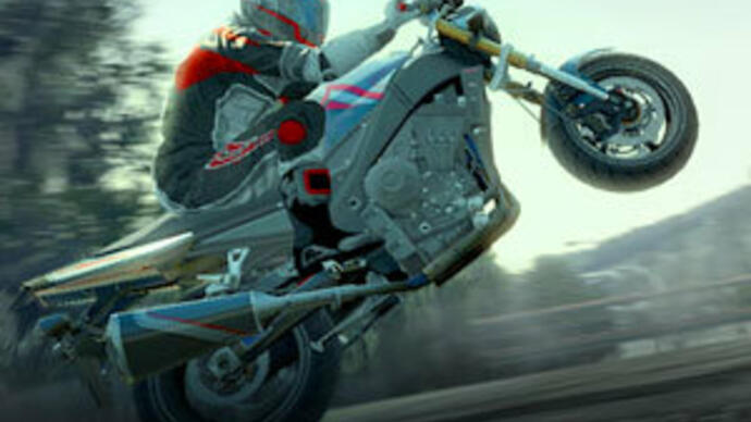 Burnout Paradise: Bikes Pack