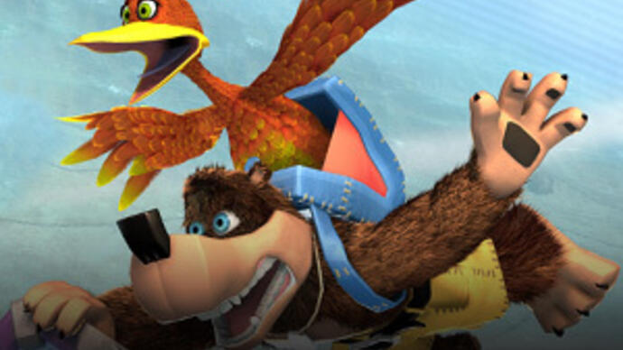 Banjo-Kazooie: Nuts & Bolts