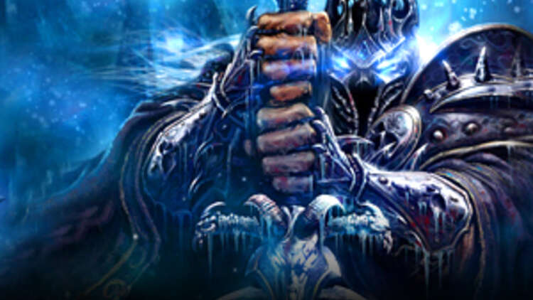 Lich King Warcraft 3