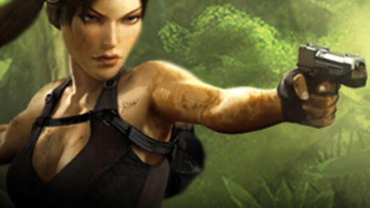Tomb Raider Underworld Eurogamer Net