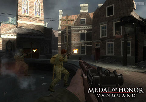 Medal Of Honor Vanguard Eurogamer Net