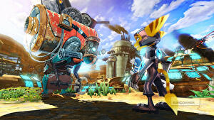 Ratchet & Clank: A Crack in Time • Eurogamer net