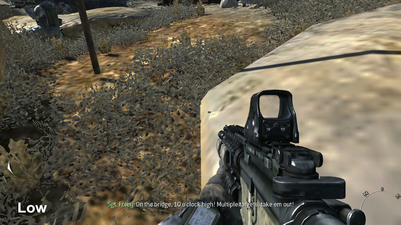 Call of duty modern warfare 2 gun - Most Console Ports Forgo Multiple Texture Quality Levels But Modern Warfare 2 Still Includes This On The Extra Detail Level You Get A Better Than
