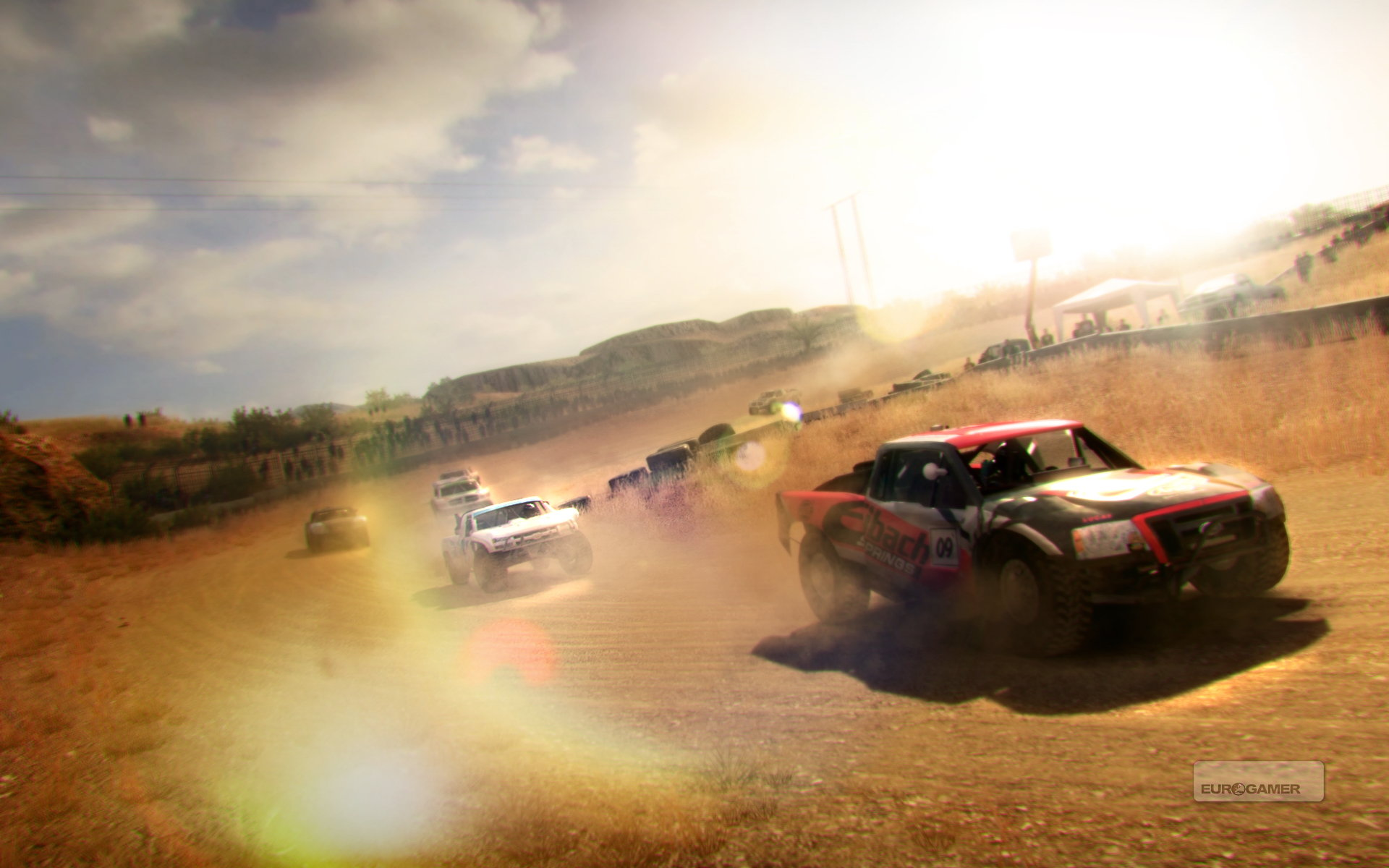 Colin McRae: DiRT 2 desktop wallpaper | 202 of 215 | Video-