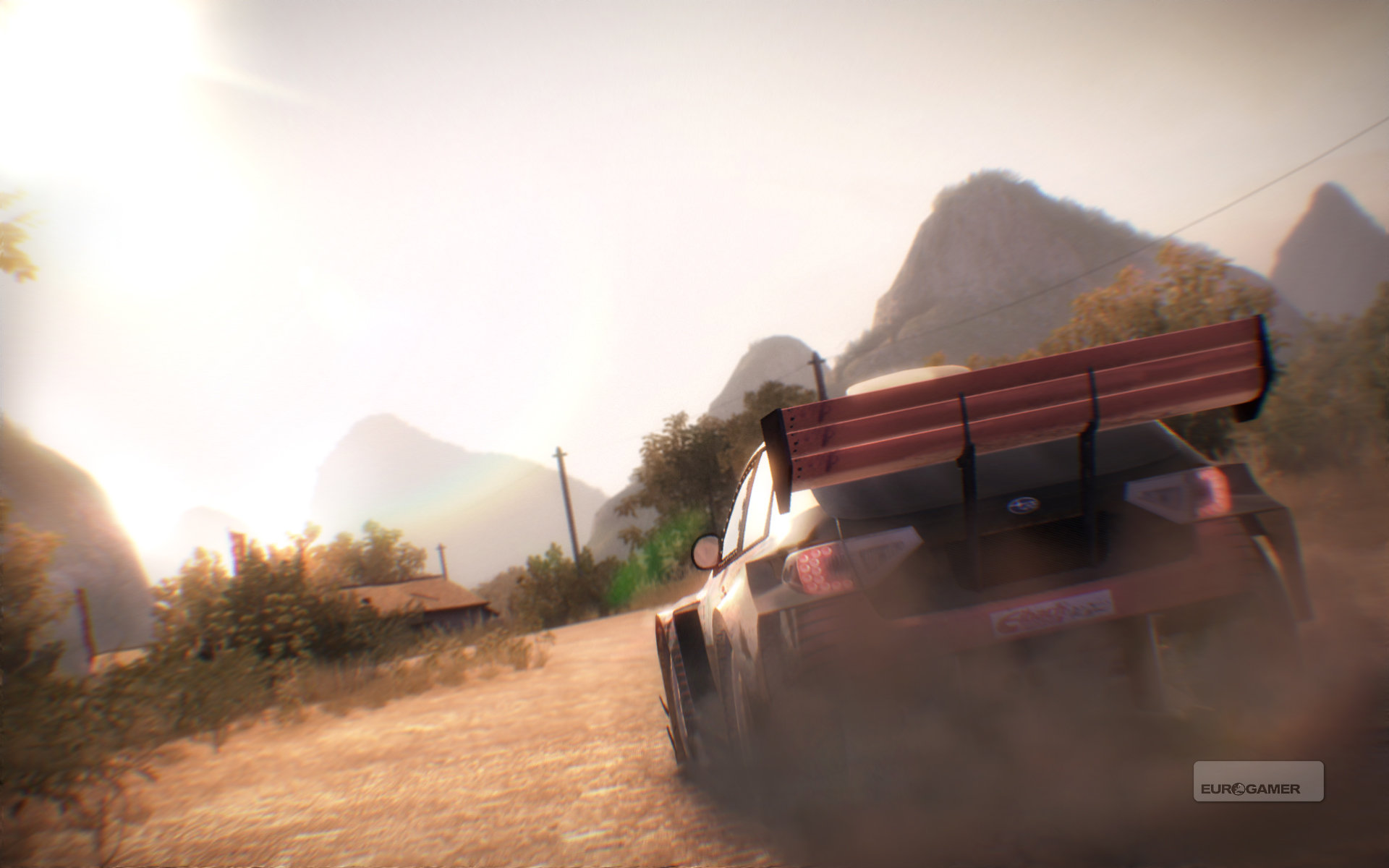 Colin McRae: DiRT 2 desktop wallpaper | 204 of 215 | Video-