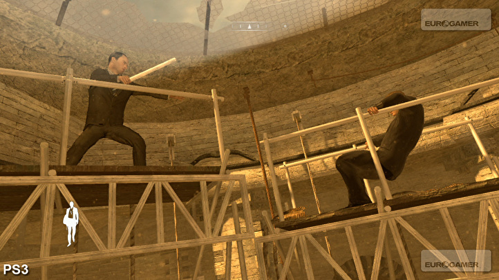 Скриншоты quantum of solace: the game