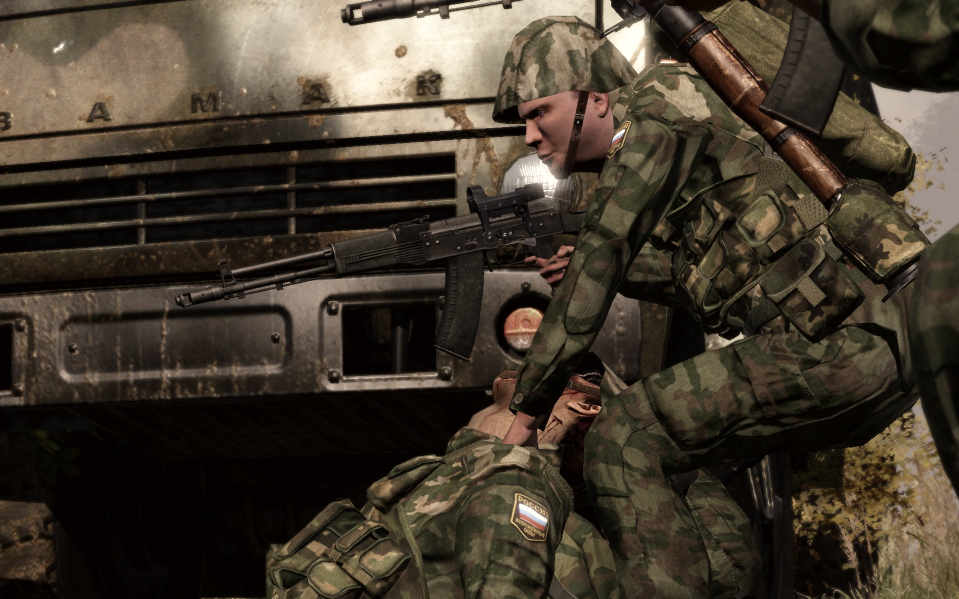 "ArmA 3 Campaign DLC Slice #1 ""Survive"" Release Date + Screenshots ..."