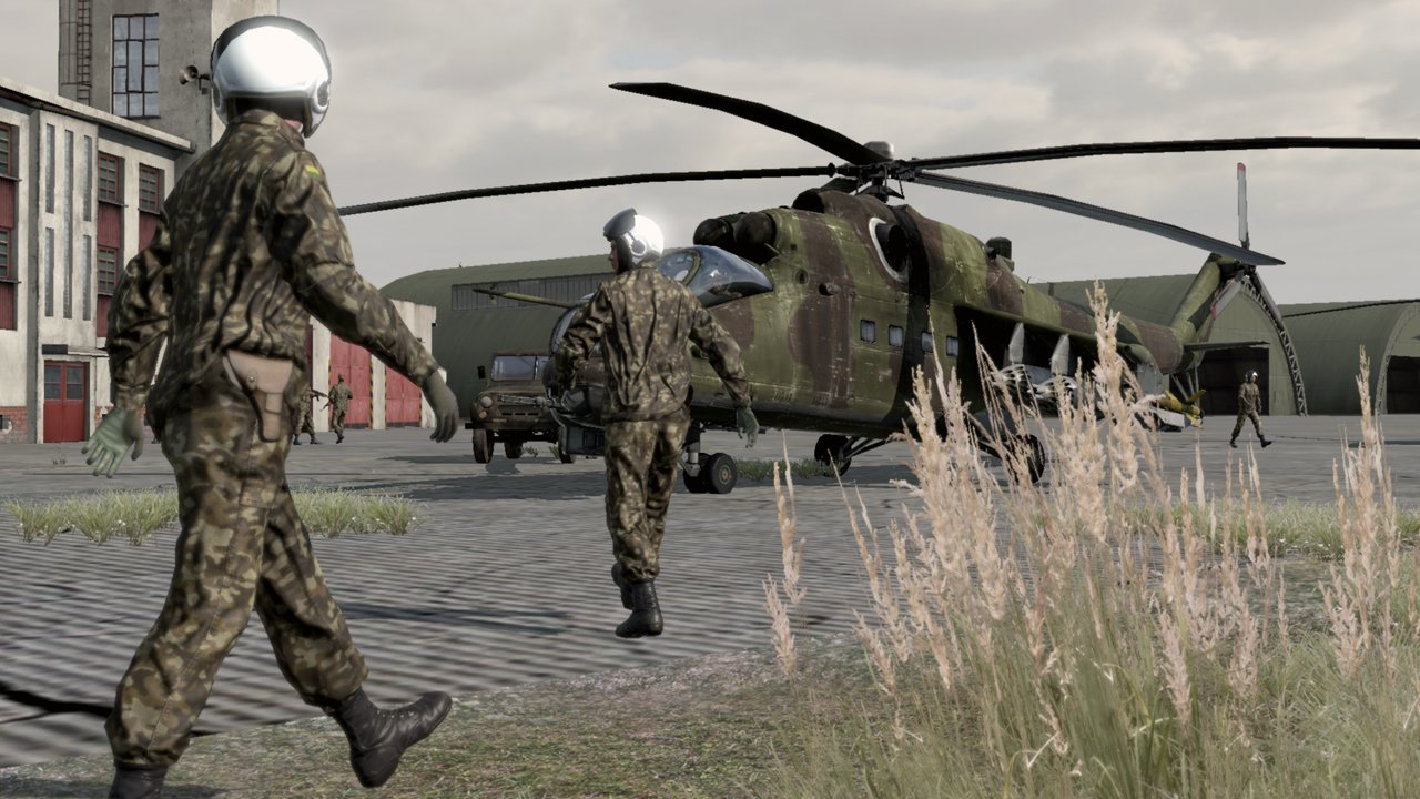 ArmA 3 Releasing Date Announced - EightFire