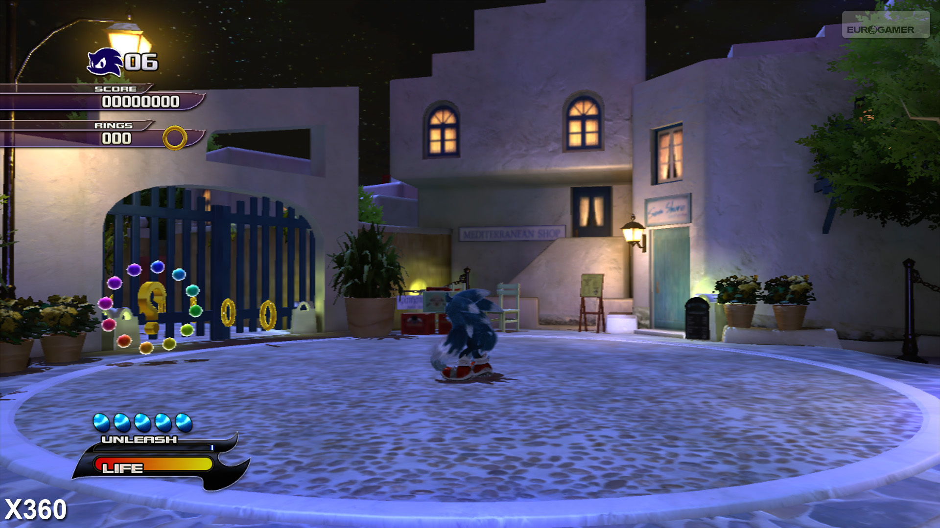 Sonic Unleashed video game wallpapers • Wallpaper 403 of 413