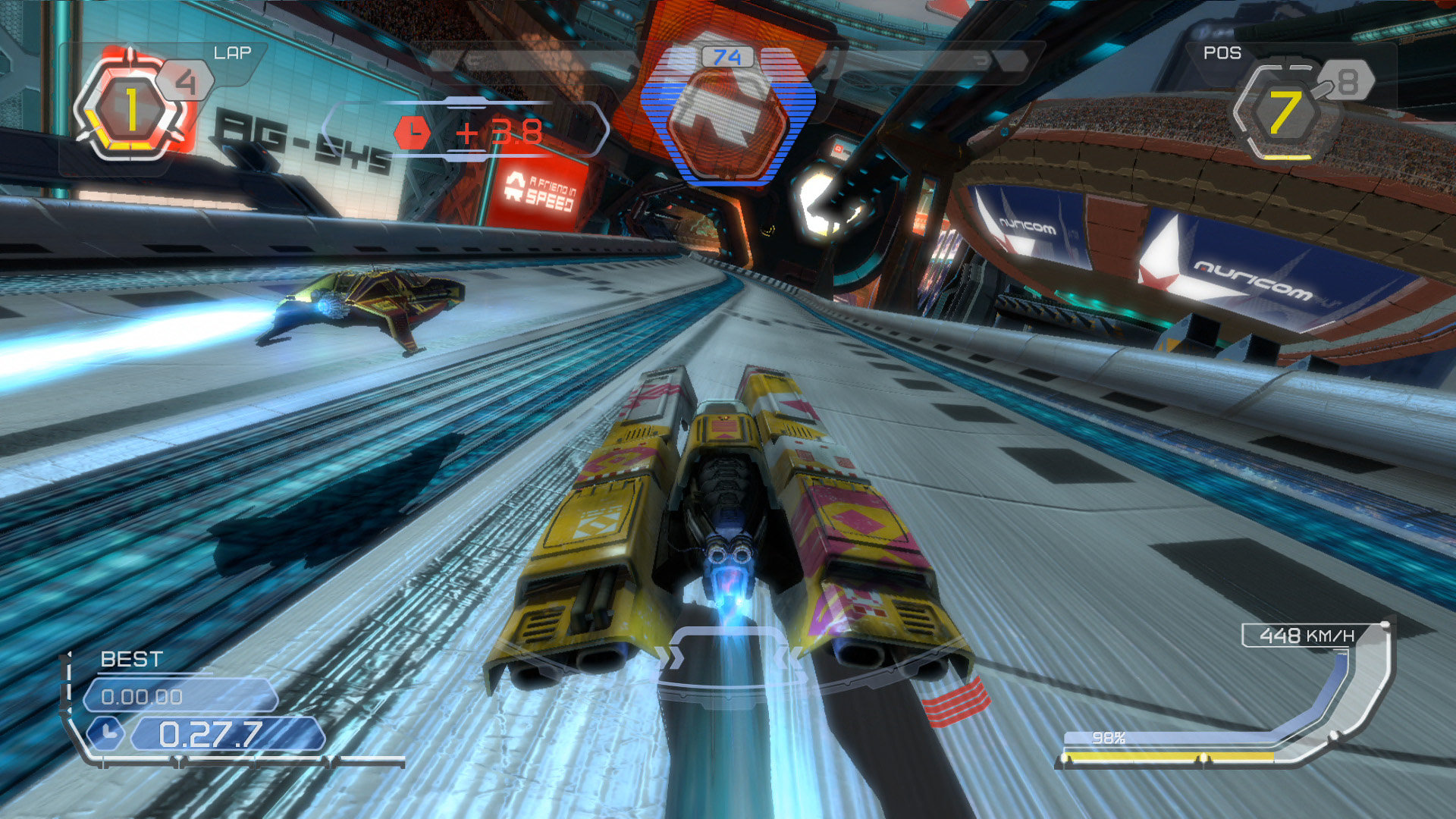 Wipeout Game Online Pc