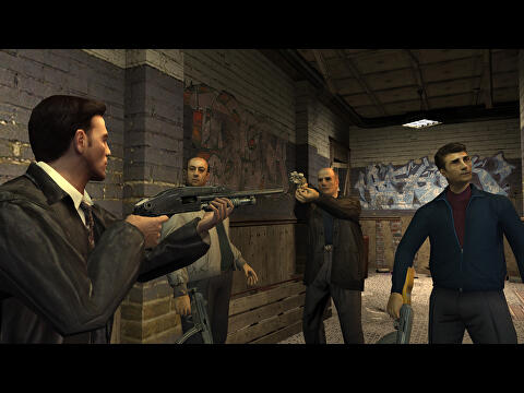Max Payne 2 The Fall Of Max Payne Eurogamer Net
