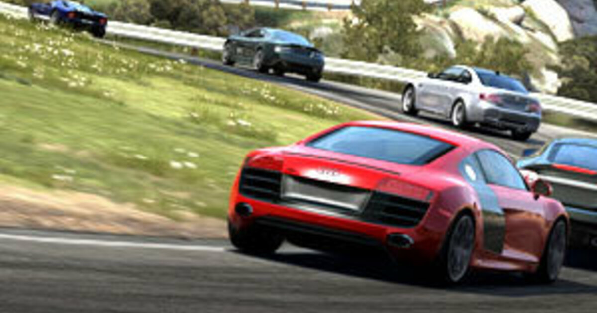 E3 Forza Motorsport 3 Hands On Page 2 Eurogamer Net