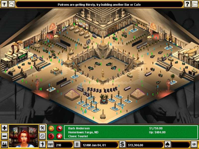 casino empire pc games walkthrough