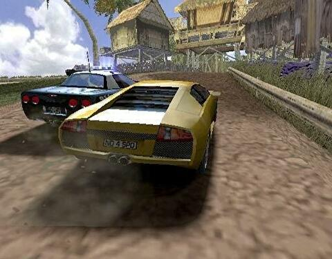 Need For Speed Hot Pursuit 2 Eurogamer Net