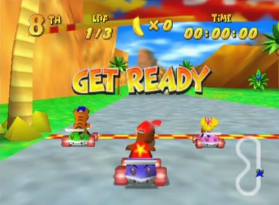 Diddy Kong Racing Was Released