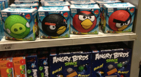Inside Toys R Us' New Angry Birds Section, Times Square