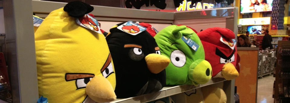 Birds Toys R Us : Inside toys r us new angry birds section times square