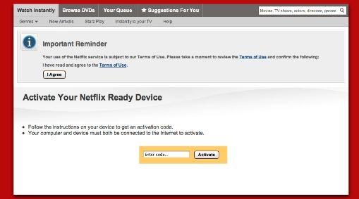 how to get free netflix 3ds