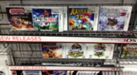 3DS Retail Shelves In Desperate Need Of Quality Games