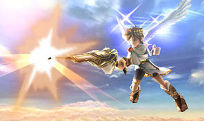 As The Name Implies This Is First Blade Palutena Gives Pit At Start Of Adventure While Not Most Powerful Weapon Its All Around