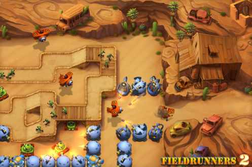 Top 50 iPhone And iPad Games Of 2012: 10-1 | Modojo