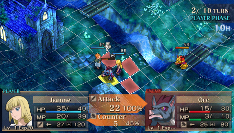 Jeanne d arc modojo handheld and mobile reviews previews cheats