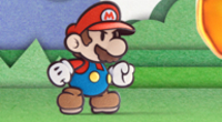 Paper Mario Sticker Star 3DS Review
