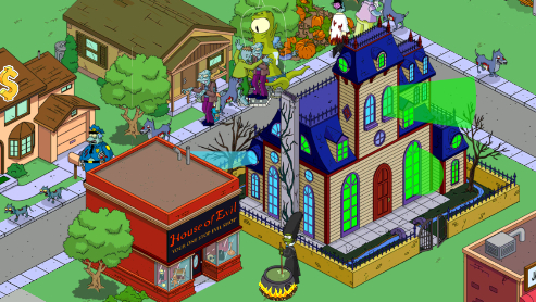 The Simpsons Tapped Out Android Make It Happen Ea Modojo
