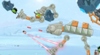 Angry Birds Star Wars Hoth And Princess Leia Trailer