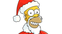 The Simpsons: Tapped Out- Santa Homer Coming To Springfield December 5