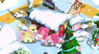 My Little Pony: Friendship Is Magic Update Adds New Characters, Winter-Themed Quests