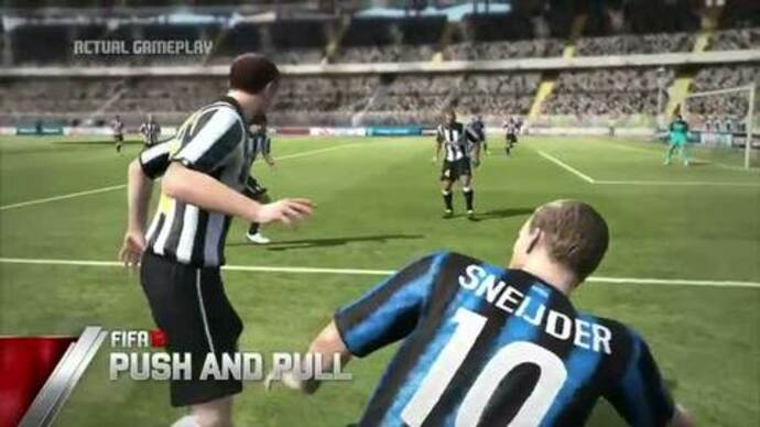 FIFA 12 gameplay highlights trailer