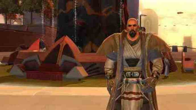 Star Wars: Old Republic gameplay