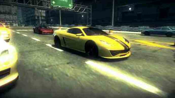 Exclusive Ridge Racer: Unbounded vid