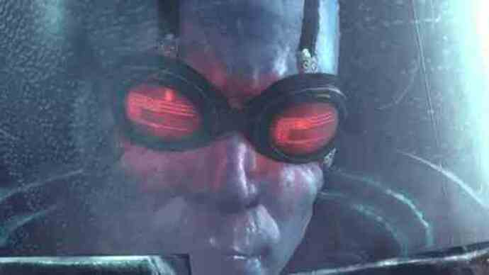 Arkham City trailer reveals Mr. Freeze