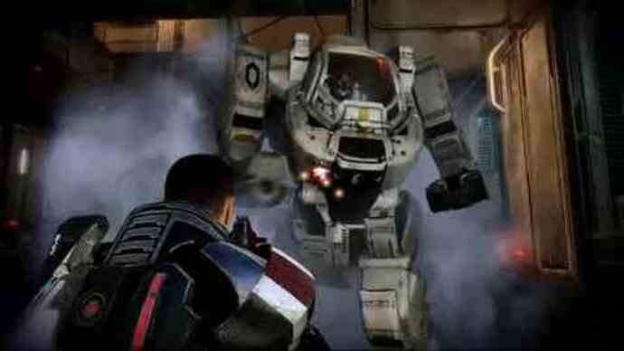 Mass Effect 3 - Gameplay combate