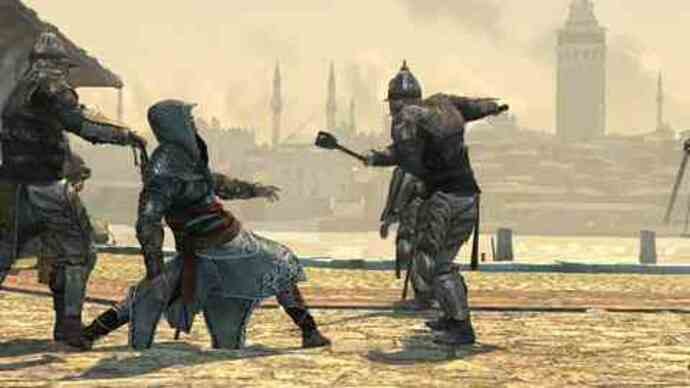 Assassin's Creed: Revelations gameplay