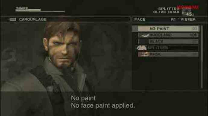 Metal Gear Solid HD Collection -Gameplay