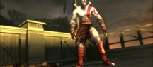 God of War Collection II: PSP vs. PS3 Video