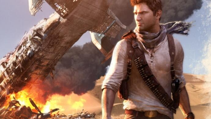 Uncharted 3 - Extended Gameplay-Video