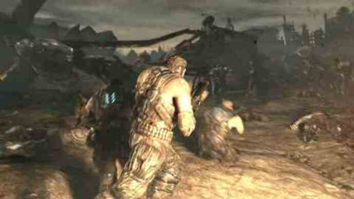 Gears of War 3 finale trailer