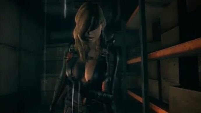 Resident Evil: Revelations 3DS trailer