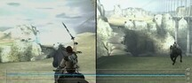 Shadow of the Colossus HD - 1080p vs. 3D Performance-Vergleich