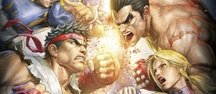 Street Fighter x Tekken - TGS-Trailer