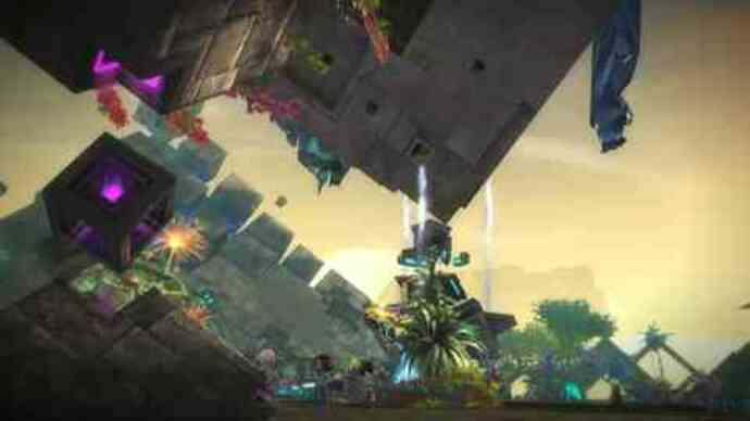Guild Wars 2 race featurette trailer
