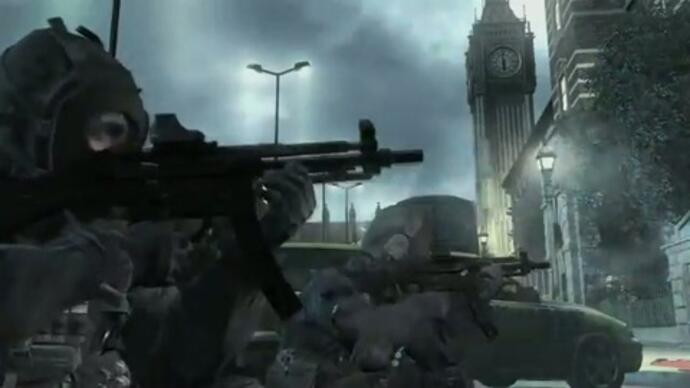 Call of Duty: Modern Warfare 3  Trailer TGS