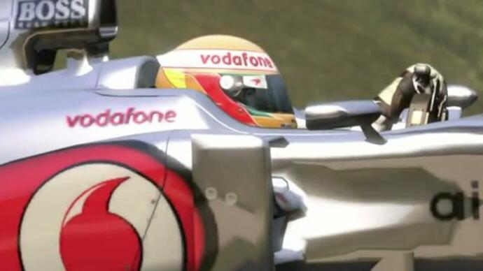 F1 2011 launch trailer revs up