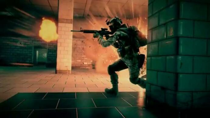Battlefield 3's 99 Problems trailer