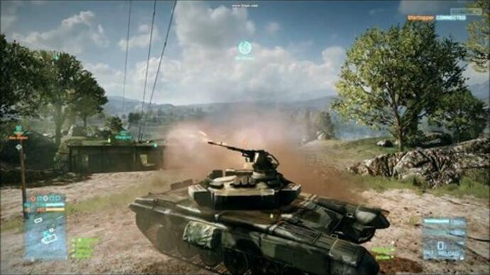Battlefield 3 beta Caspian Border vid