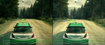 DiRT 3 Performance: OnLive vs. Xbox 360 Video